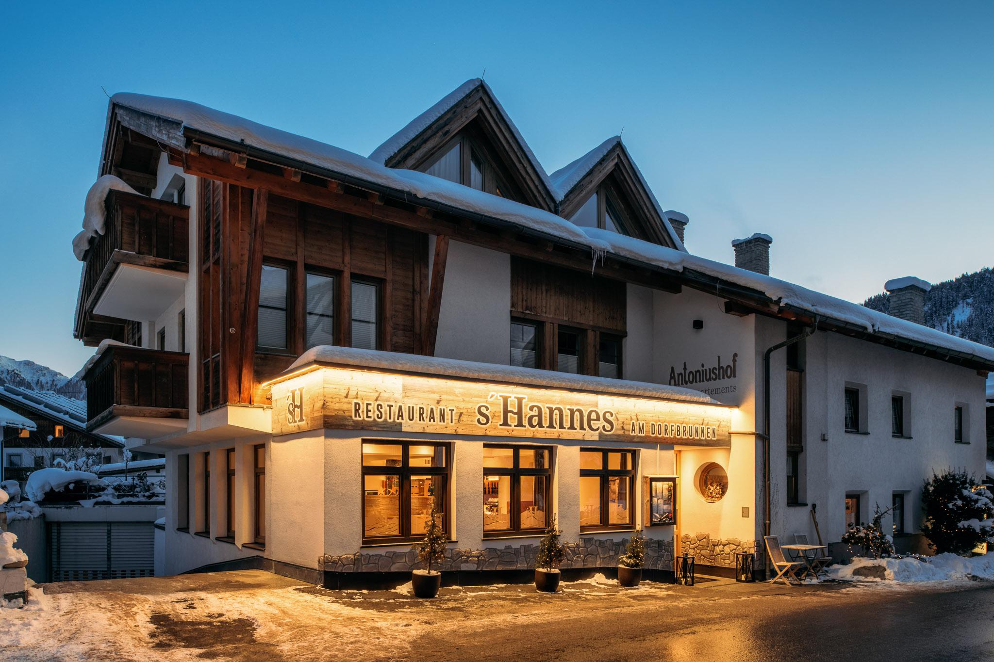 s'Hannes Küche